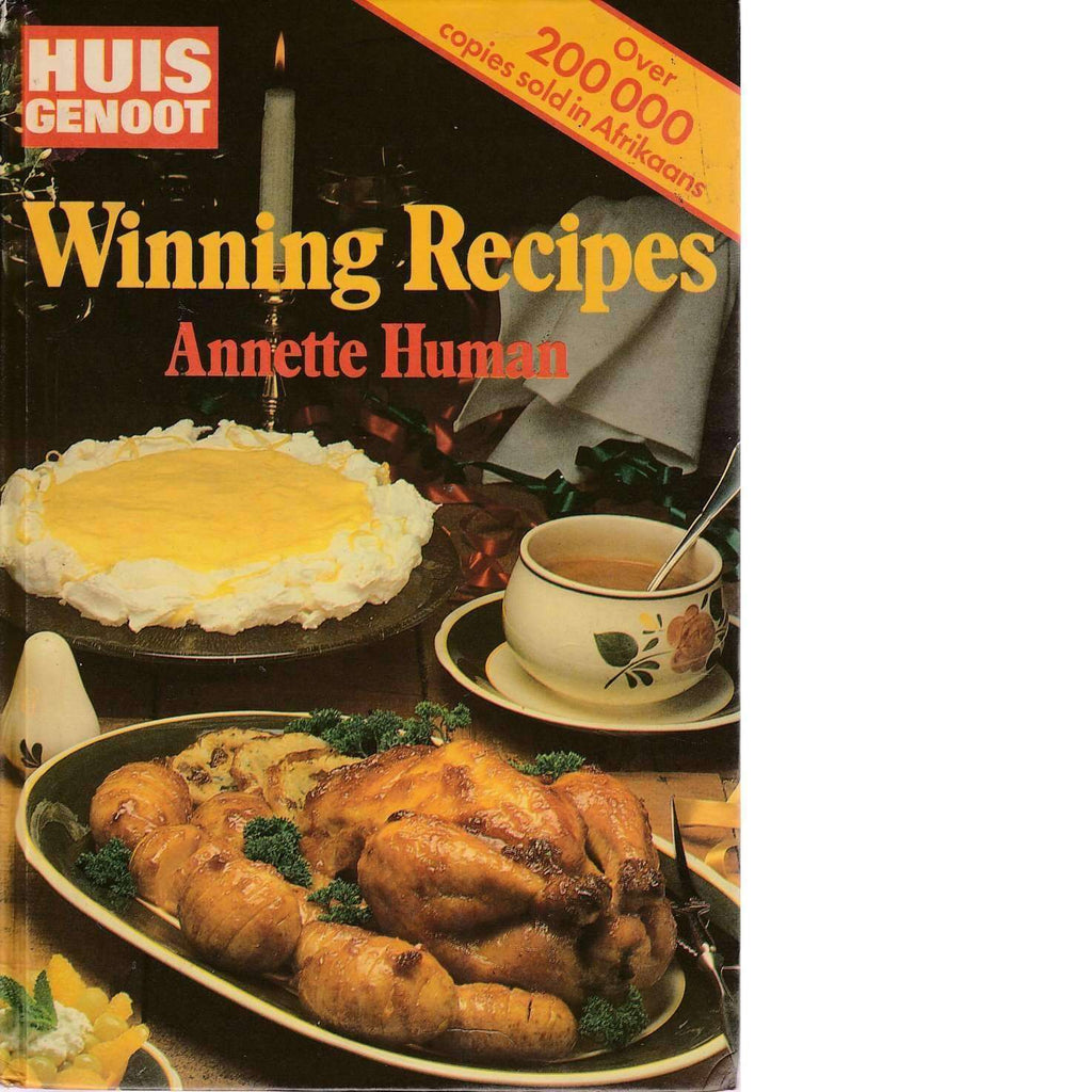 Bookdealers:Huisgenoot: Winning Recipes | Annette Human