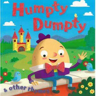 Bookdealers:Humpty Dumpty & Other Rhymes