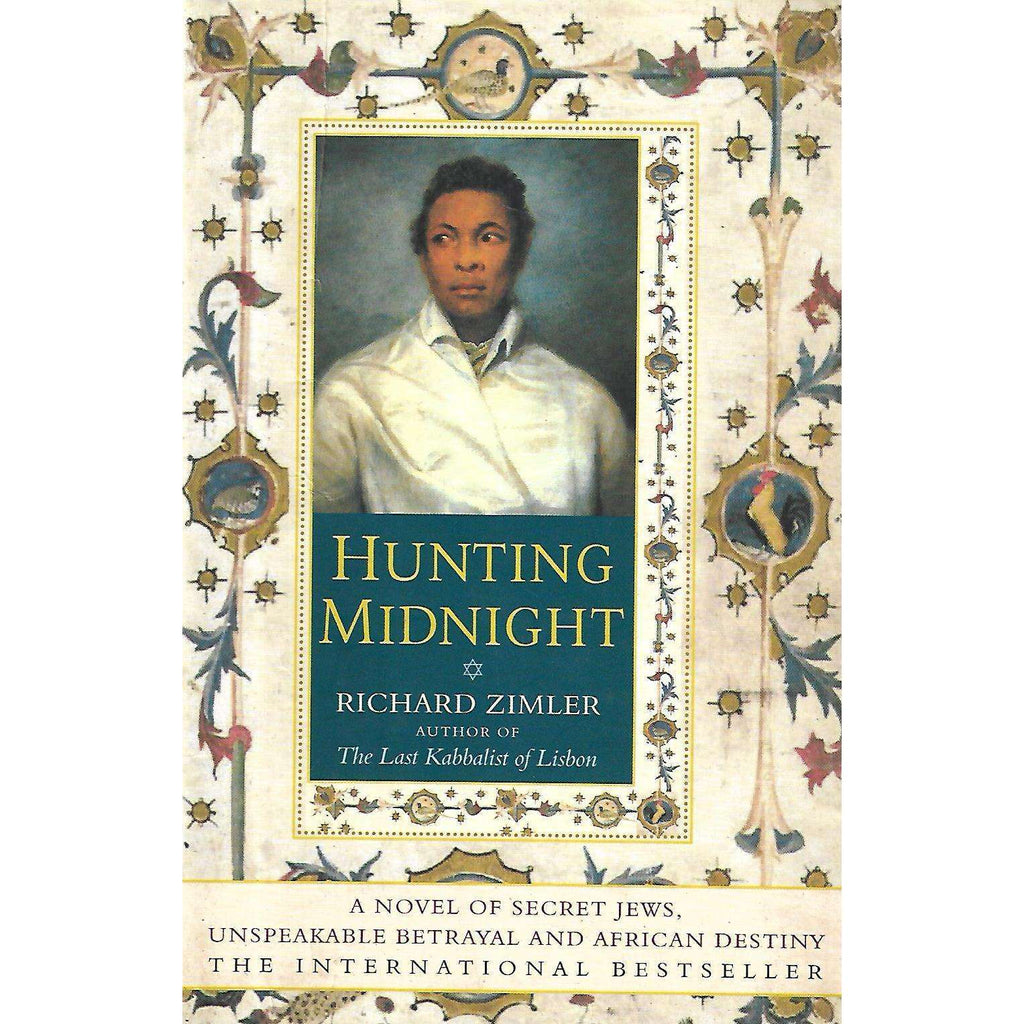 Bookdealers:Hunting Midnight | Richard Zimler