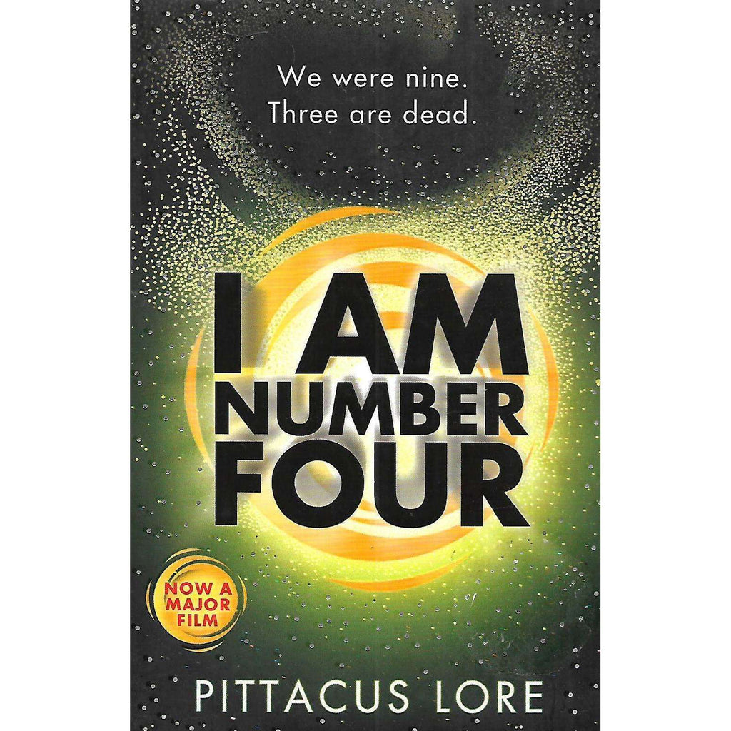 Bookdealers:I Am Number Four | Pittacus Lore