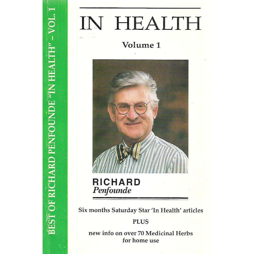 Bookdealers:In Health, Volume 1 | Richard Penfounde
