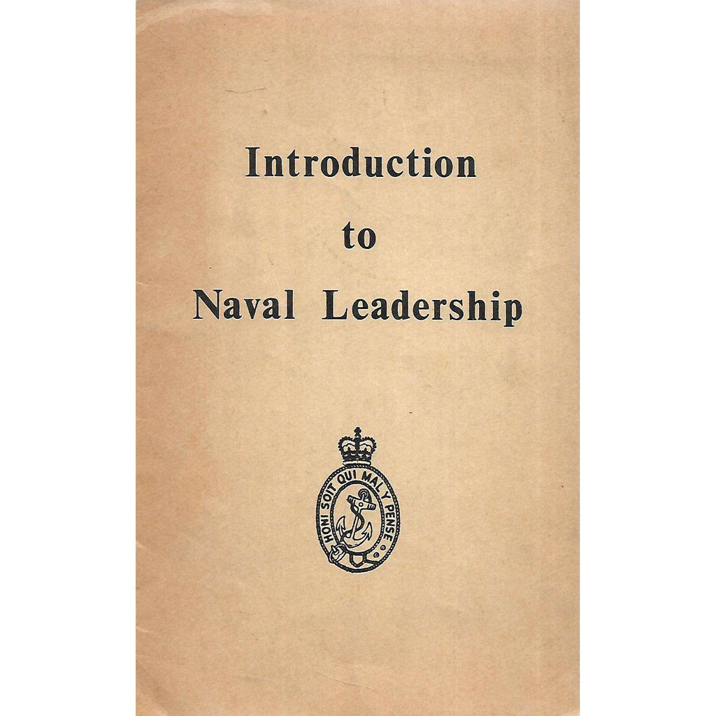 Bookdealers:Introduction to Naval Leadership