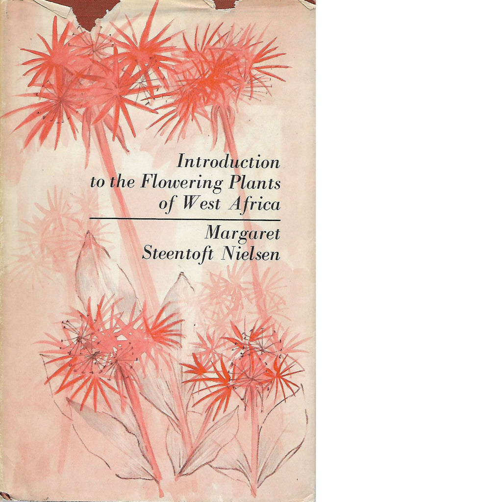 Bookdealers:Introduction to the Flowering Plants of West Africa | Margaret Steentoft Nielsen