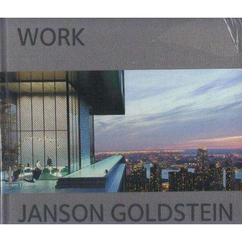 Janson Goldstein: Work | Mark Janson; Hal Goldstein; Steven Scuro
