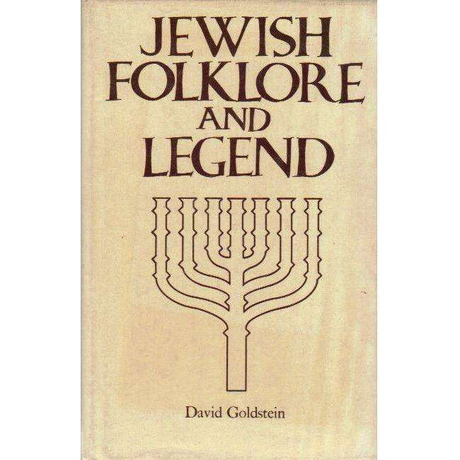 Bookdealers:Jewish Folklore and Legend | David Golstein