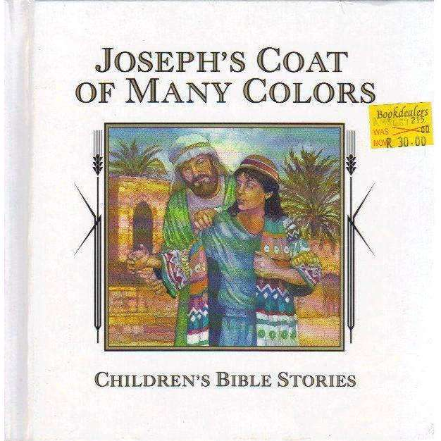 Bookdealers:Joseph's coat of many colors (Children's Bible stories) | Marlene Targ Brill