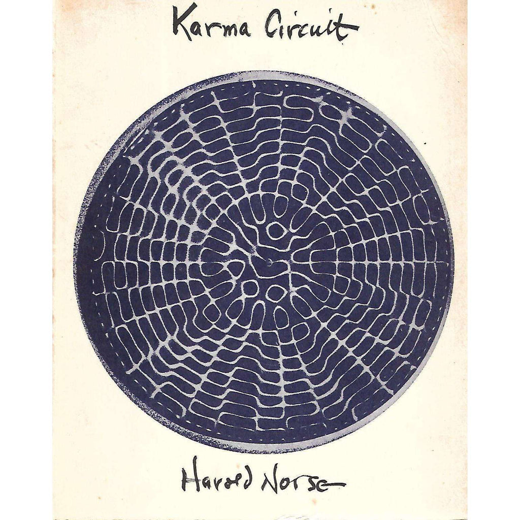 Bookdealers:Karma Circuit: 20 Poems & a Preface (Limited Edition) | Harold Norse