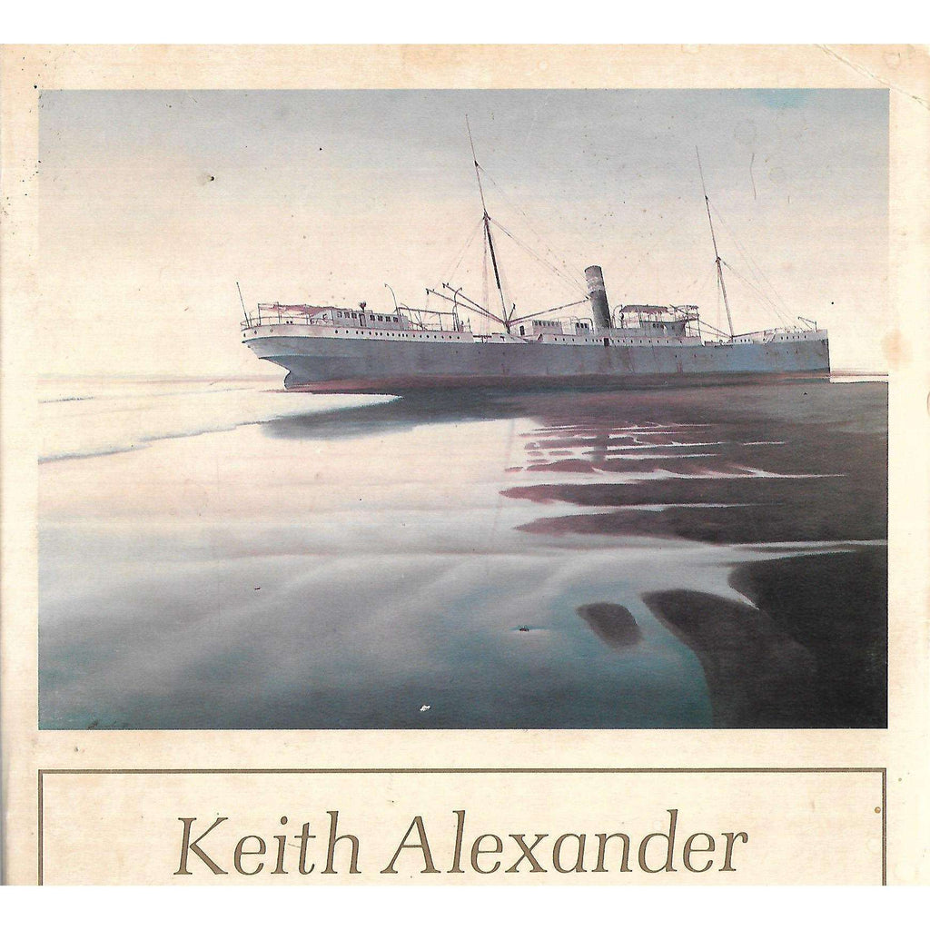 Bookdealers:Keith Alexander: The Artist and his Work