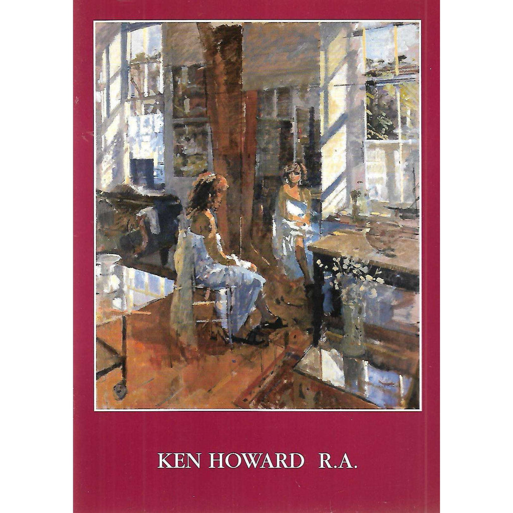 Bookdealers:Ken Howard R. A. (Invitation to Exhibition of his Work)