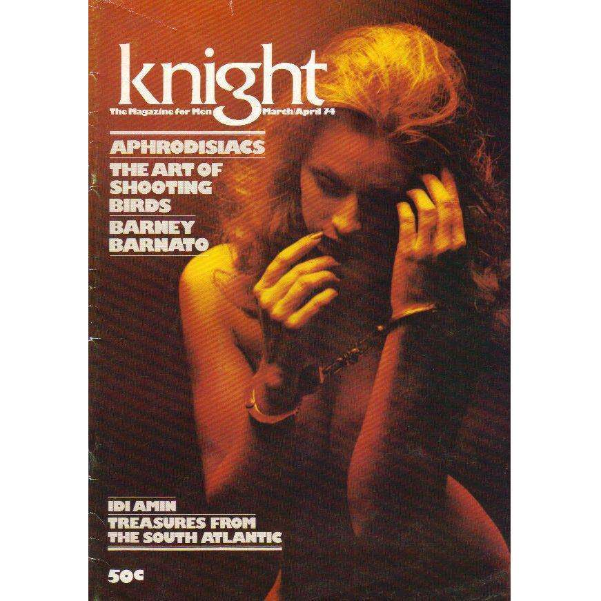 Bookdealers:Knight: The Magazine for Men | John Dodds