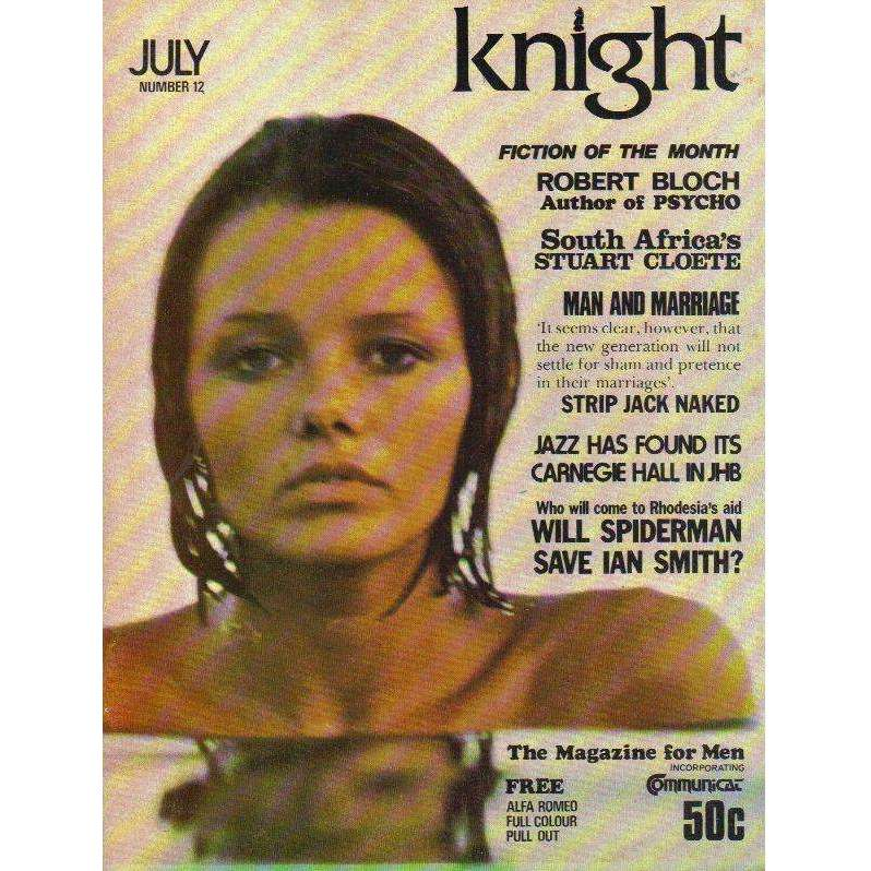 Bookdealers:Knight: The Magazine for Men | John F. Richardson