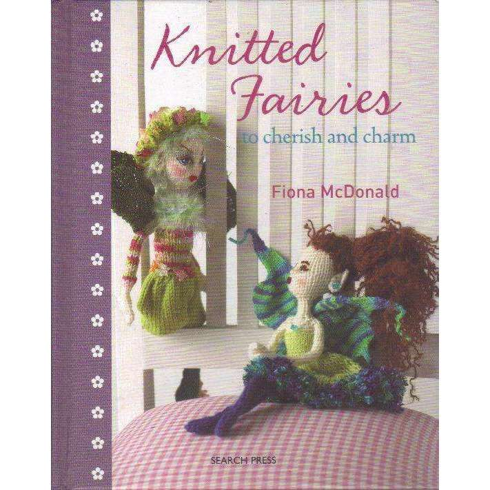 Bookdealers:Knitted Fairies: To Cherish and Charm | Fiona McDonald