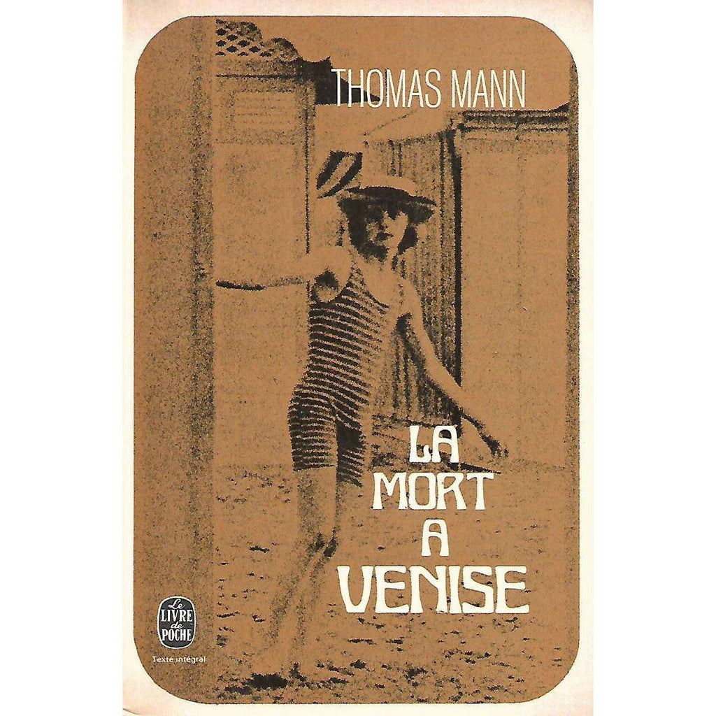 Bookdealers:La mort a Venise (French) | Thomas Mann
