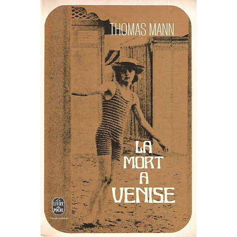 La mort a Venise (French) | Thomas Mann