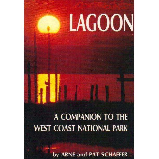 Bookdealers:Lagoon: A companion to the West Coast National Park | Arne Schaefer