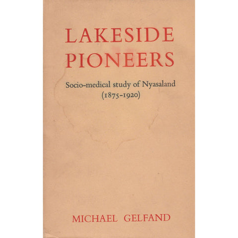 Lakeside Pioneers | Michael Gelfand