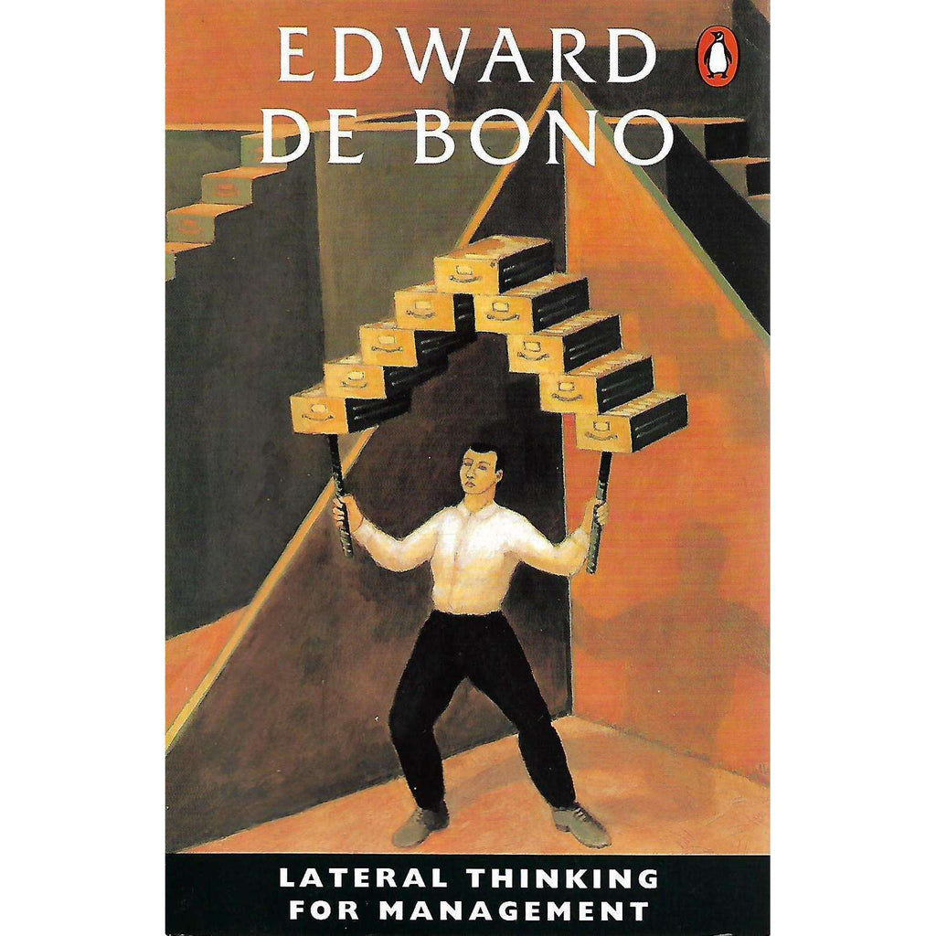 Bookdealers:Lateral Thinking for Management (Signed by Author) | Edward de Bono