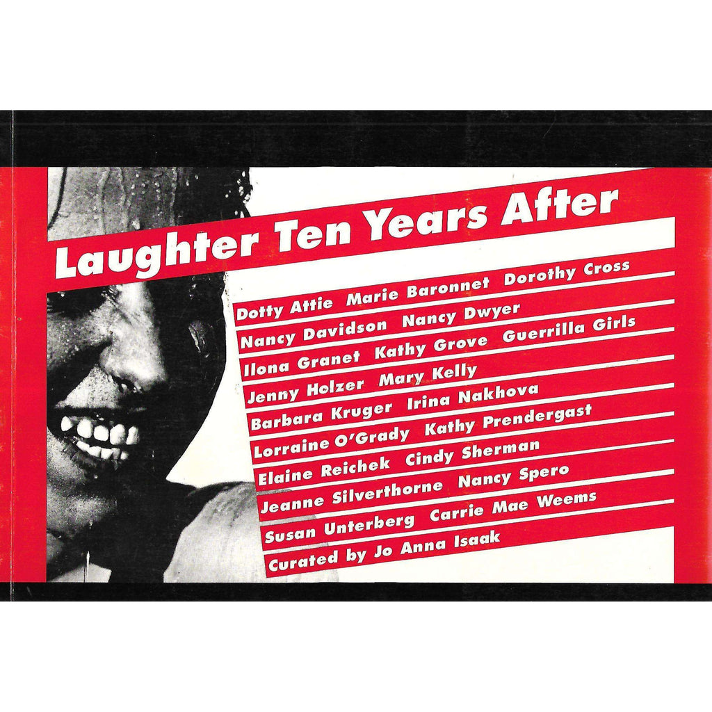 Bookdealers:Laughter Ten Years After | Jo Anna Isaak (Curator)