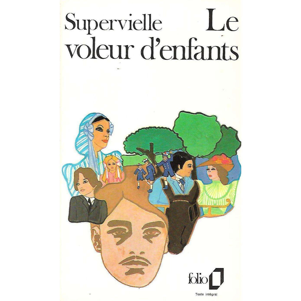 Bookdealers:Le Voleur d'enfants (French) | Jules Supervielle