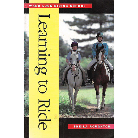 Learning to Ride | Sheila Roughton