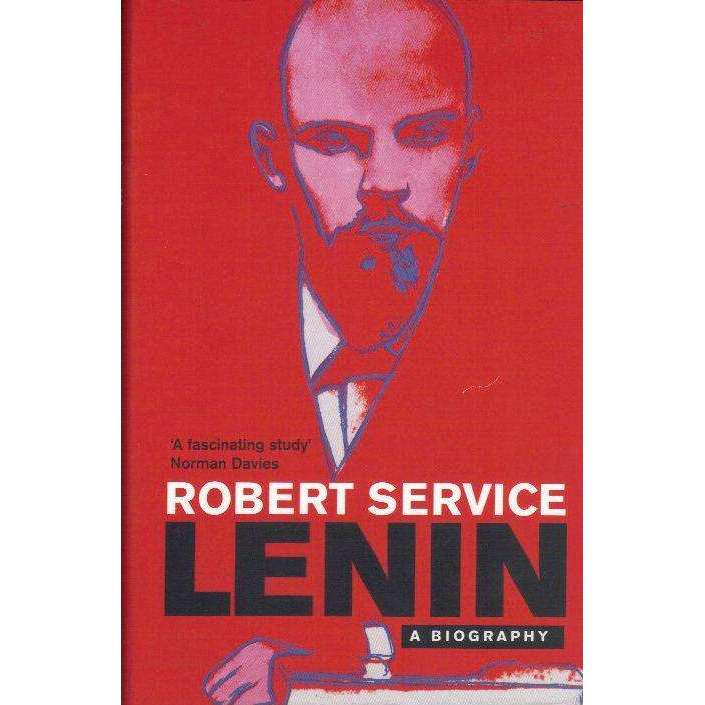 Bookdealers:Lenin: A Biography | Robert Service