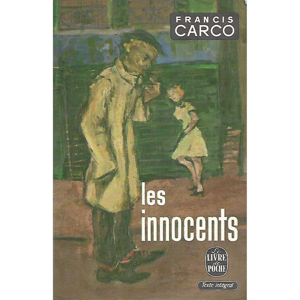 Bookdealers:Les innocents (French) | Francis Carco