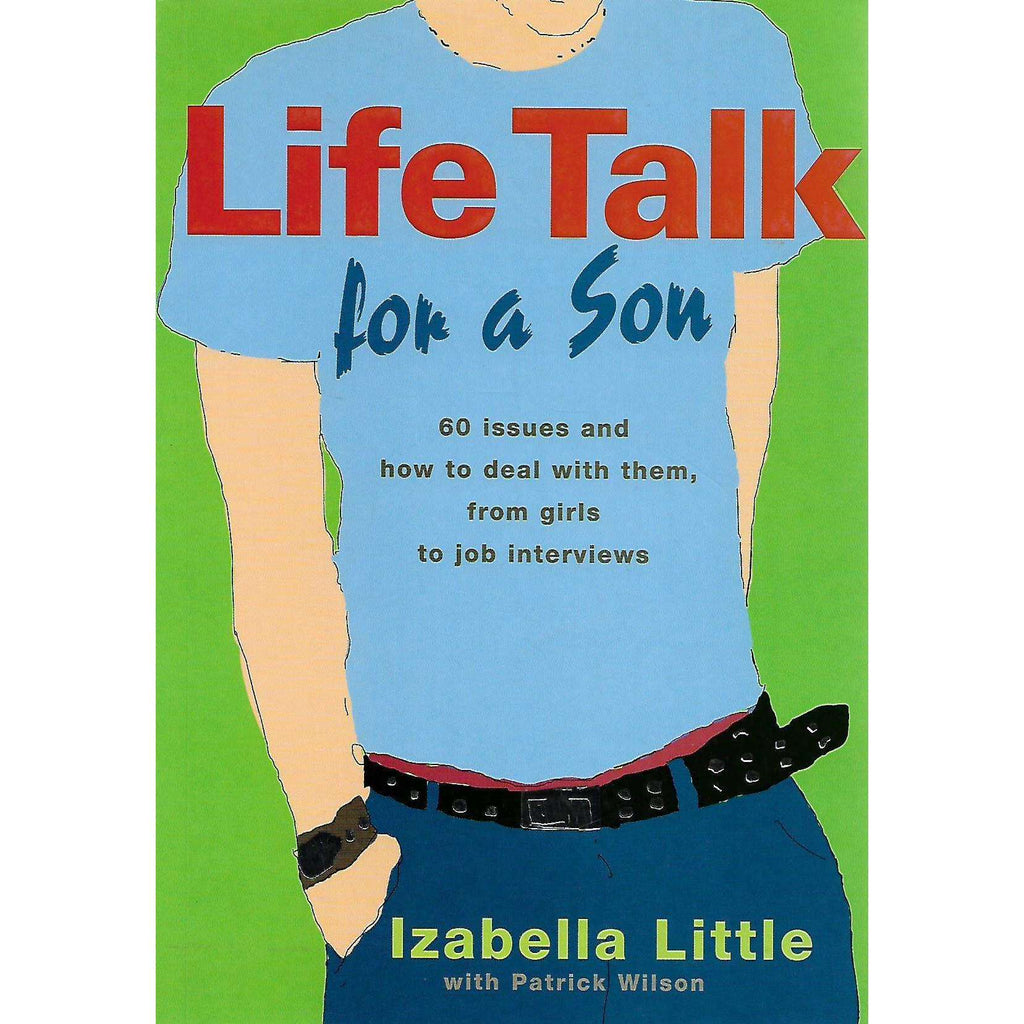 Bookdealers:Life Talk for a Son | Izabella Little and Patrick Wilson