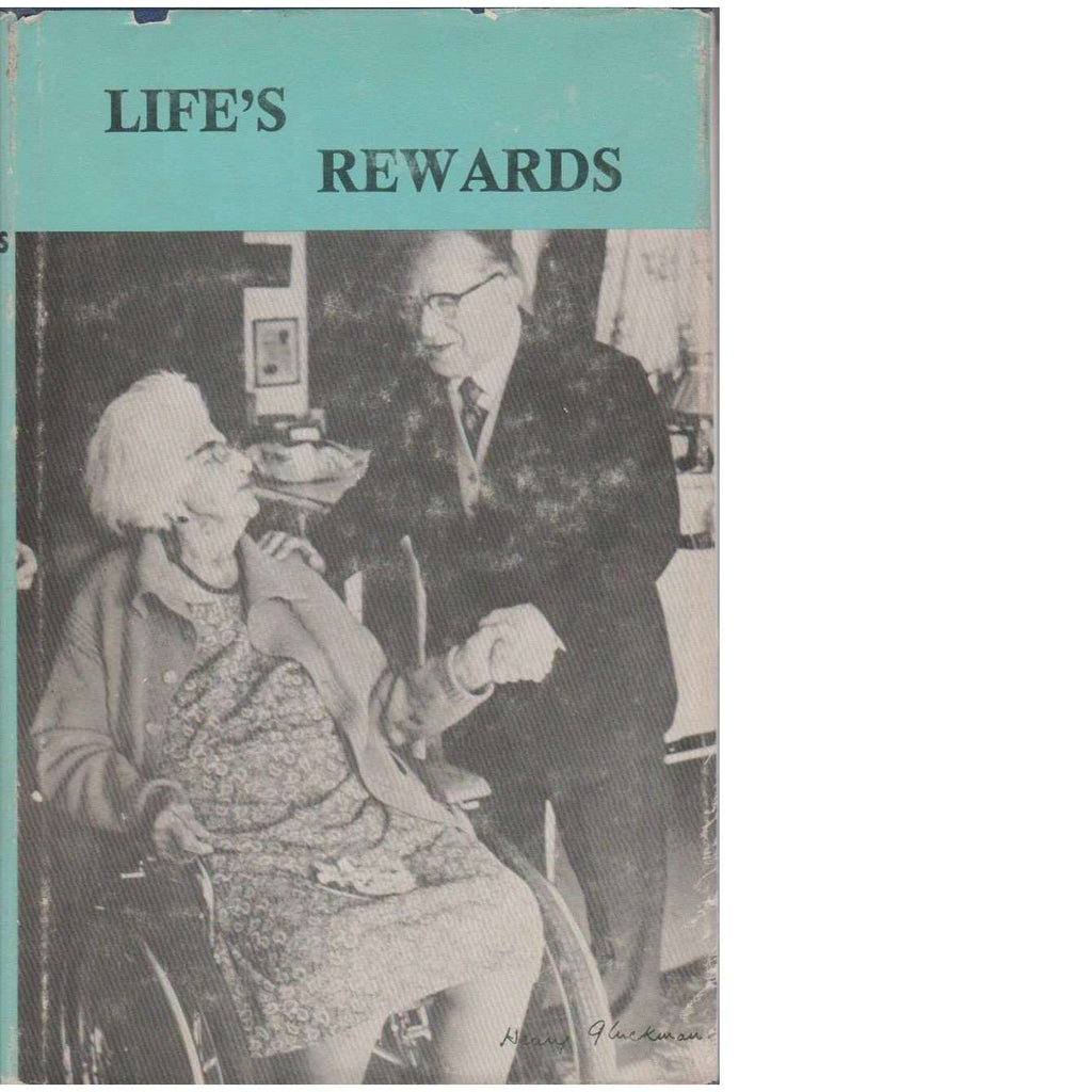 Bookdealers:Life's Rewards (With Author's Inscription) | Henry Gluckman