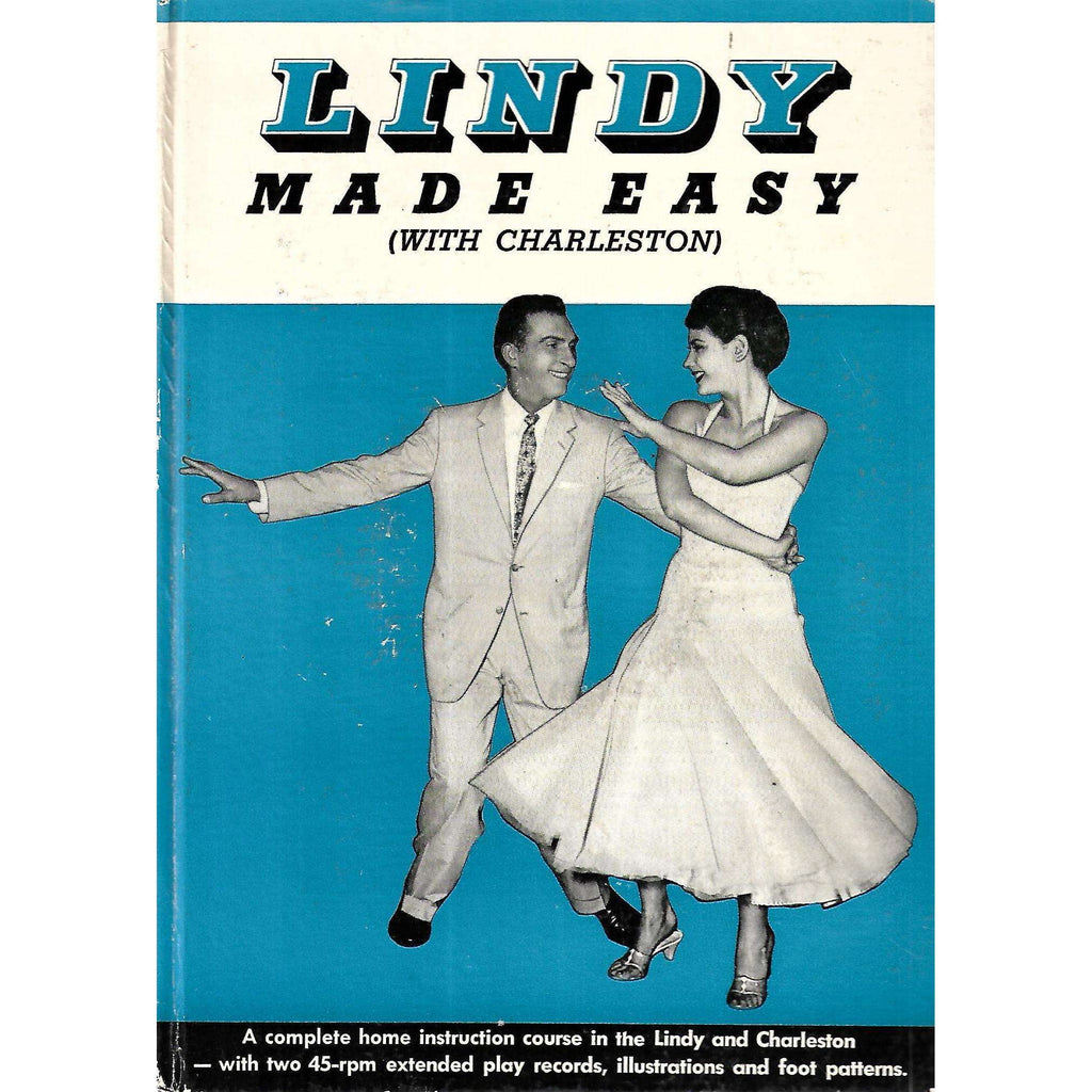 Bookdealers:Lindy Made Easy (With Charleston) (Includes Two 45rpm Records)