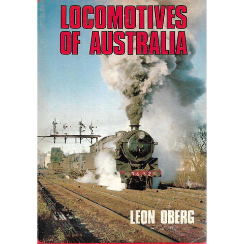 Locomotives of Australia | Leon Oberg