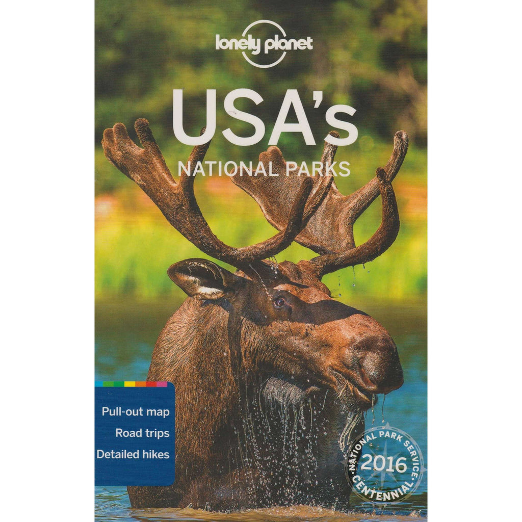 Bookdealers:Lonely Planet USA's National Parks (Travel Guide) | Lonely Planet