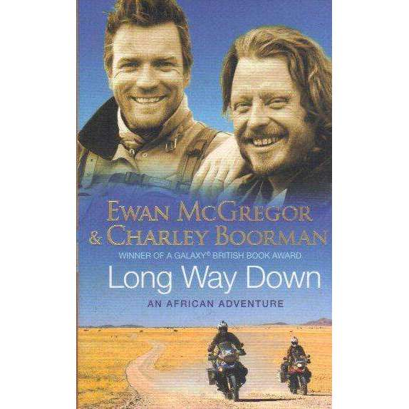 Bookdealers:Long Way Down: An African Adventure | Ewan McGregor, Charley Boorman