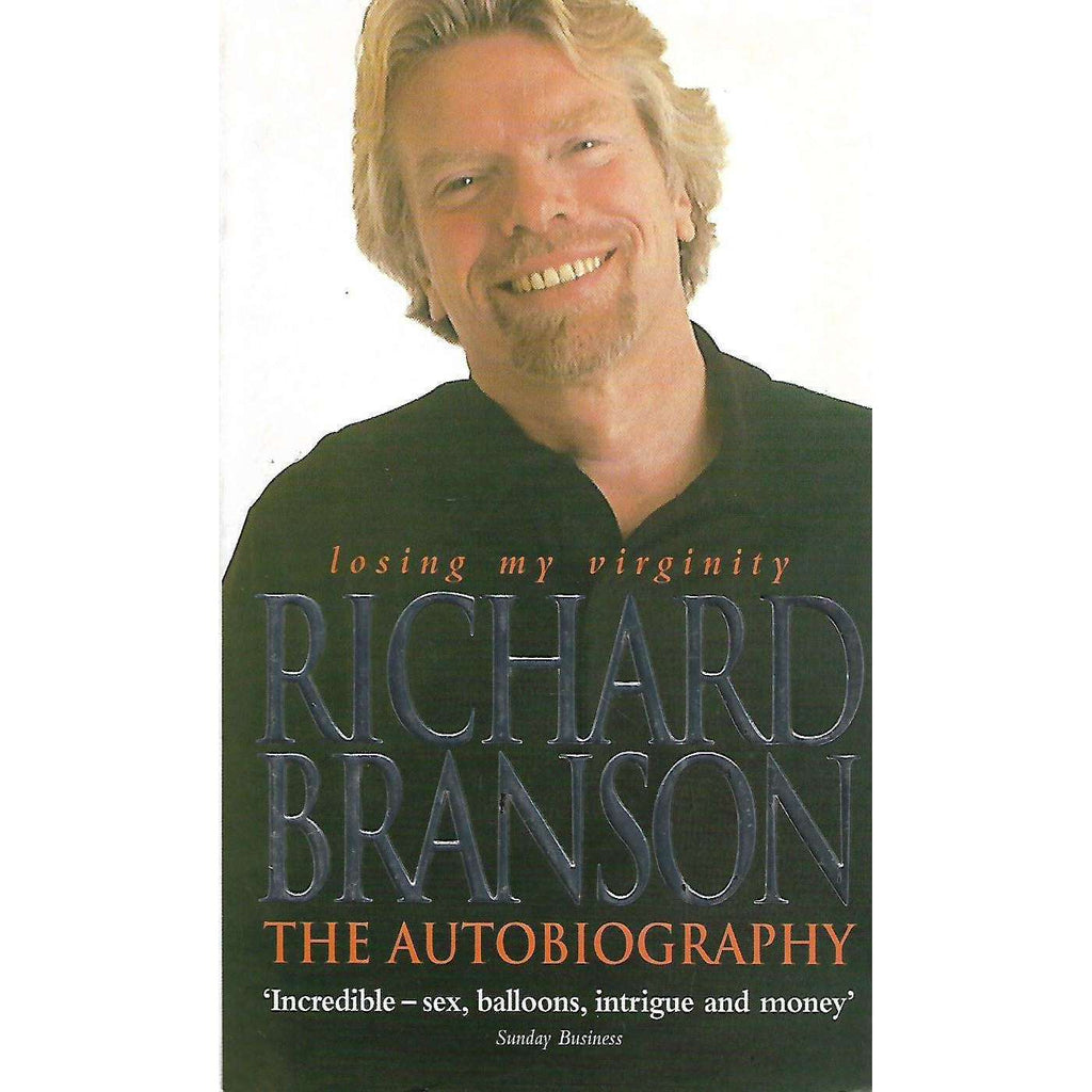 Bookdealers:Losing My Virginity: The Autobiography of Richard Branson | Richard Branson