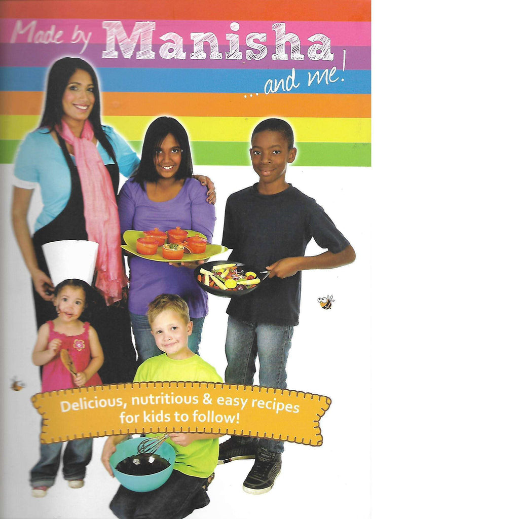 Bookdealers:Made by Manisha...and Me | Editor: Monique Brimecombe