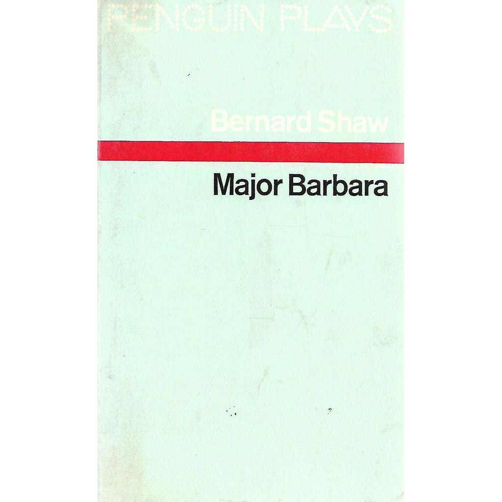 Bookdealers:Major Barbara | Bernard Shaw