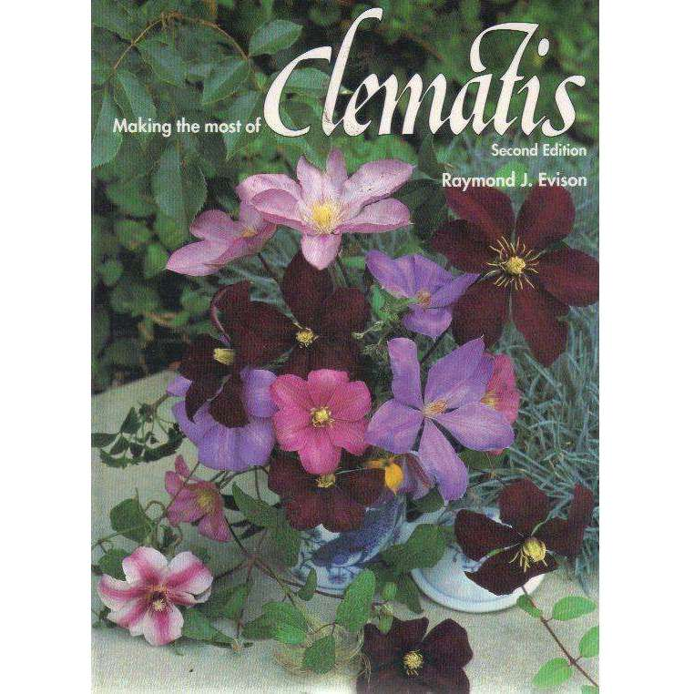 Bookdealers:Making the Most of Clematis | Raymond Evison
