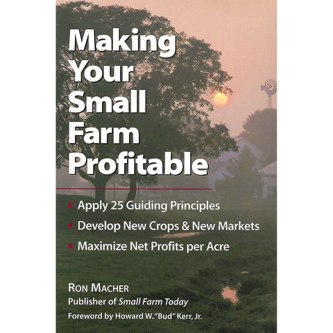 Making Your Small Farm Profitable | Ron Macher