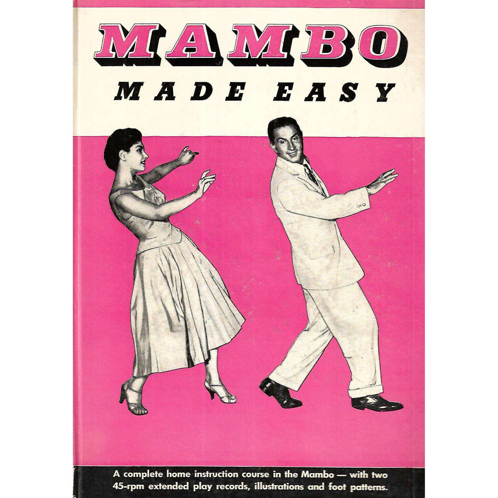 Bookdealers:Mambo Made Easy (Includes Two 45rpm Records)