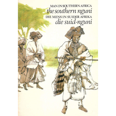 Man in Southern Africa: The Southern Nguni (Dual Language Afrikaans & English Edition) | E. M. Shaw & P. Davidson