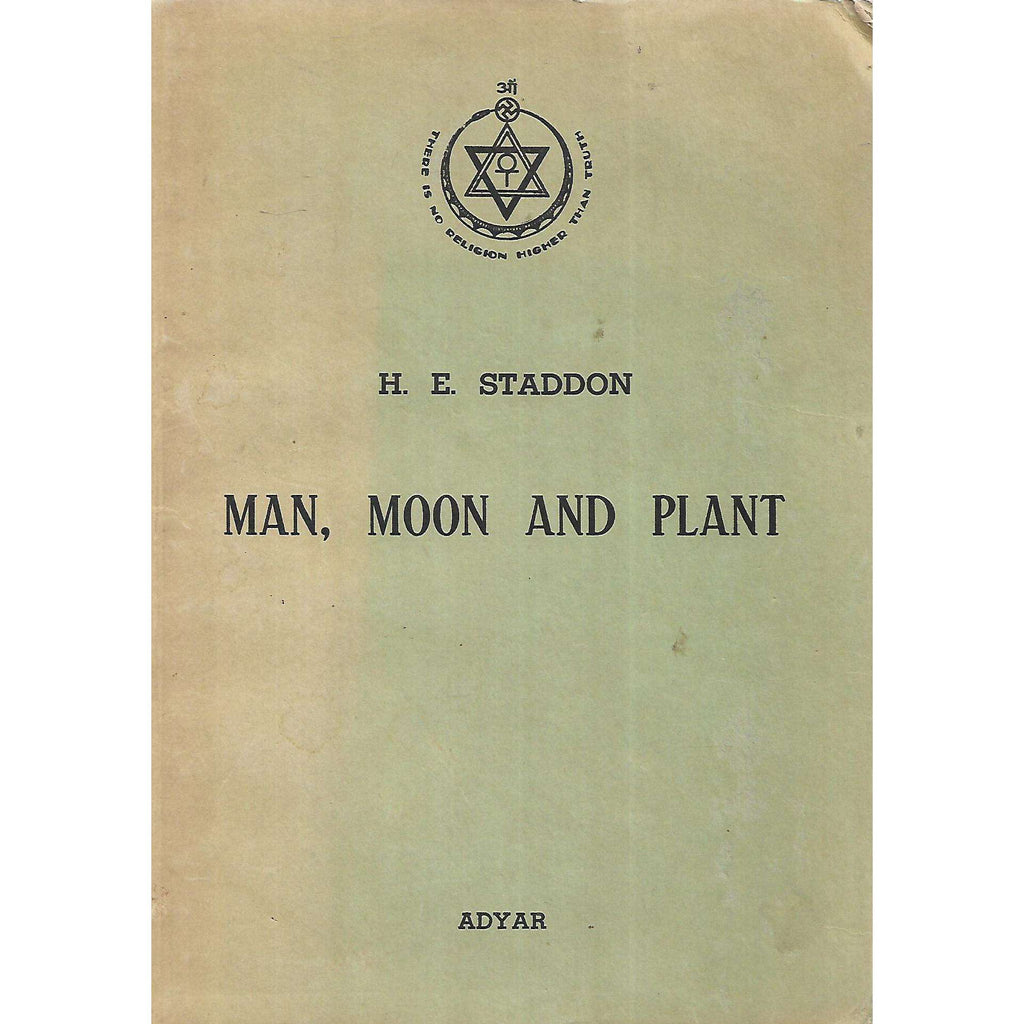 Bookdealers:Man, Moon and Plant | H. E. Staddon