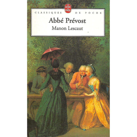 Manon Lescaut (French) | Abbe Prevost