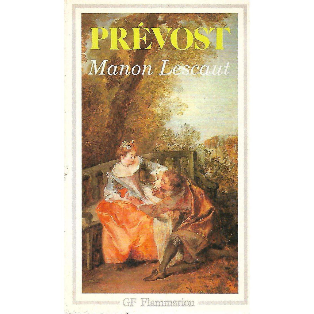 Bookdealers:Manon Lescaut (French) | Abbe Prevost