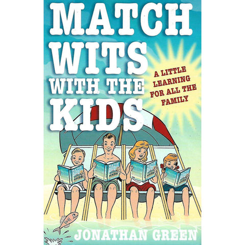 Match Wits with the Kids | Jonathan Green
