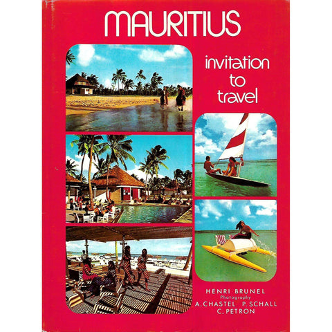 Mauritius: Invitation to Travel (Copy of SA Author Stephen Gray) | Henri Brunel