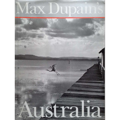 Max Dupain's Australia (With Author's Compliments Slip) | Max Dupain
