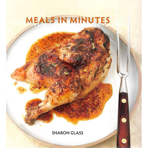 Meals in Minutes (Inscribed by Author) | Sharon Glass