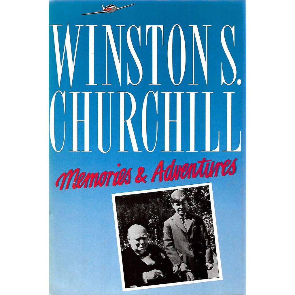 Bookdealers:Memories & Adventures (Signed by Author, the Grandson of Wartime Leader) | Winston S. Churchill