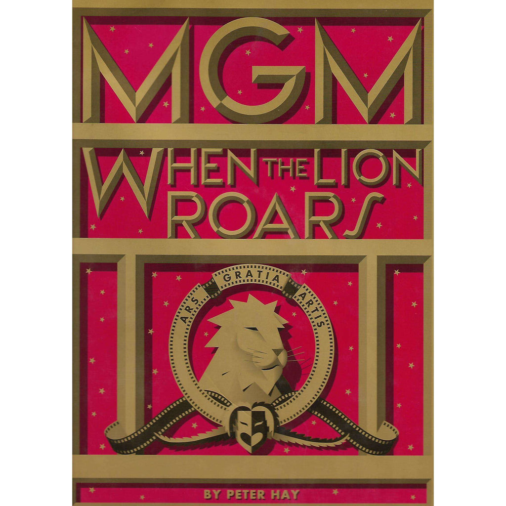 Bookdealers:MGM: When the Lion Roars | Peter Hay