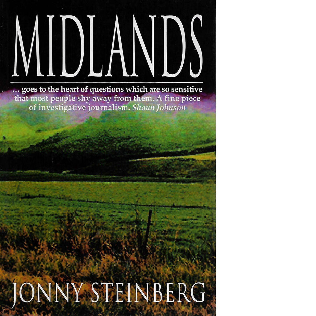Bookdealers:Midlands (With Author's Inscription) | Jonny Steinberg