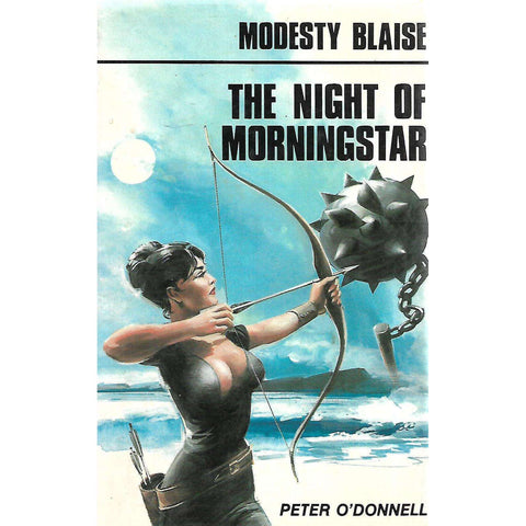 Modesty Blaise: The Night of the Morningstar (First Edition) | Peter O'Donnell